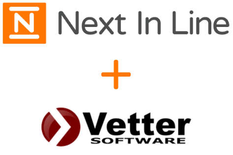 Next In Line & Vetter Integration Improves Scheduling and Communication