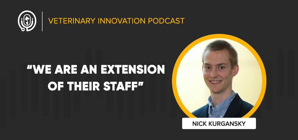 The Veterinary Innovation Podcast Welcomes Next In Line